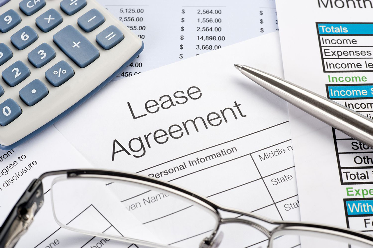 Residential Tenancy Lease Document