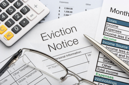 Residential Notice to Evict Document